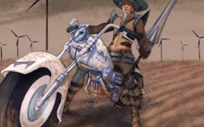 El Quijote Motero
